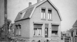 Bouwjaar van een woning: voor 1920