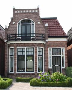 Bouwjaar van een woning: 1930