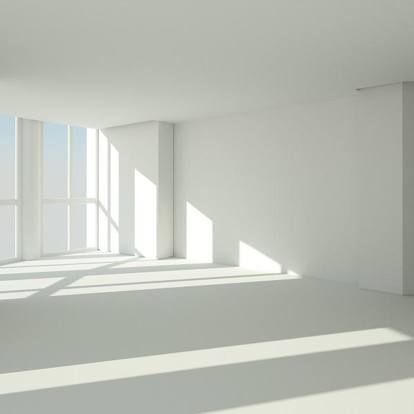Afbeelding van een lege ruimte.
