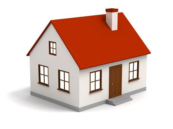 Een plaatje van een huisje. Wat zijn goede woningsites?