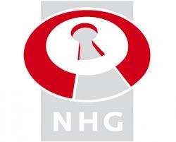 Logo van NHG (Nationale Hypotheek Garantie)