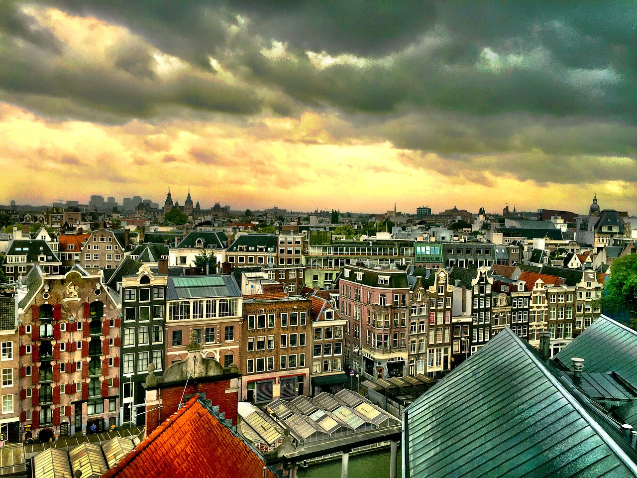 Amsterdamse huizenmarkt