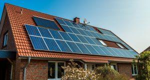 zonnepanelen op huis