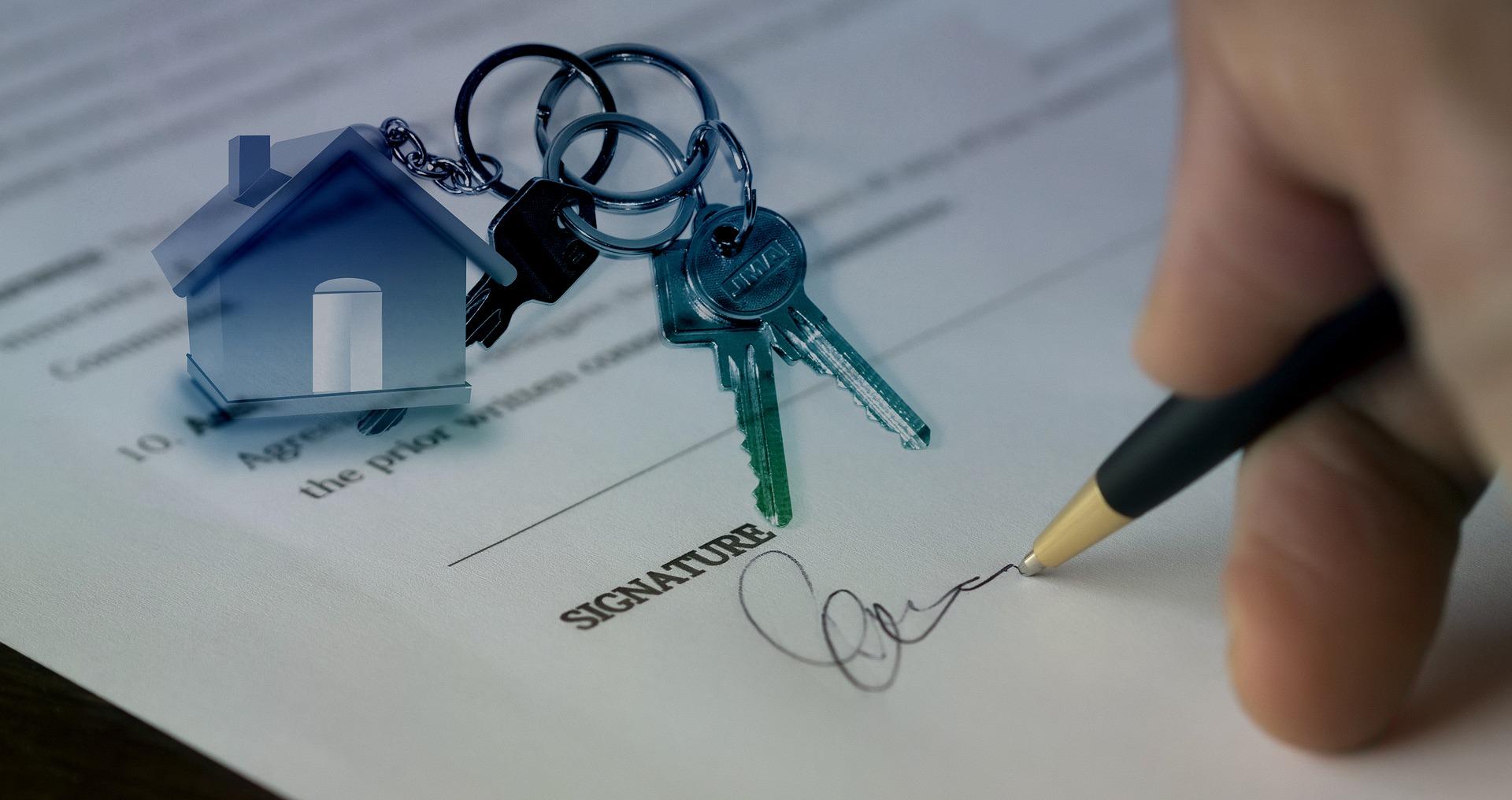 notaris bij aankoop woning