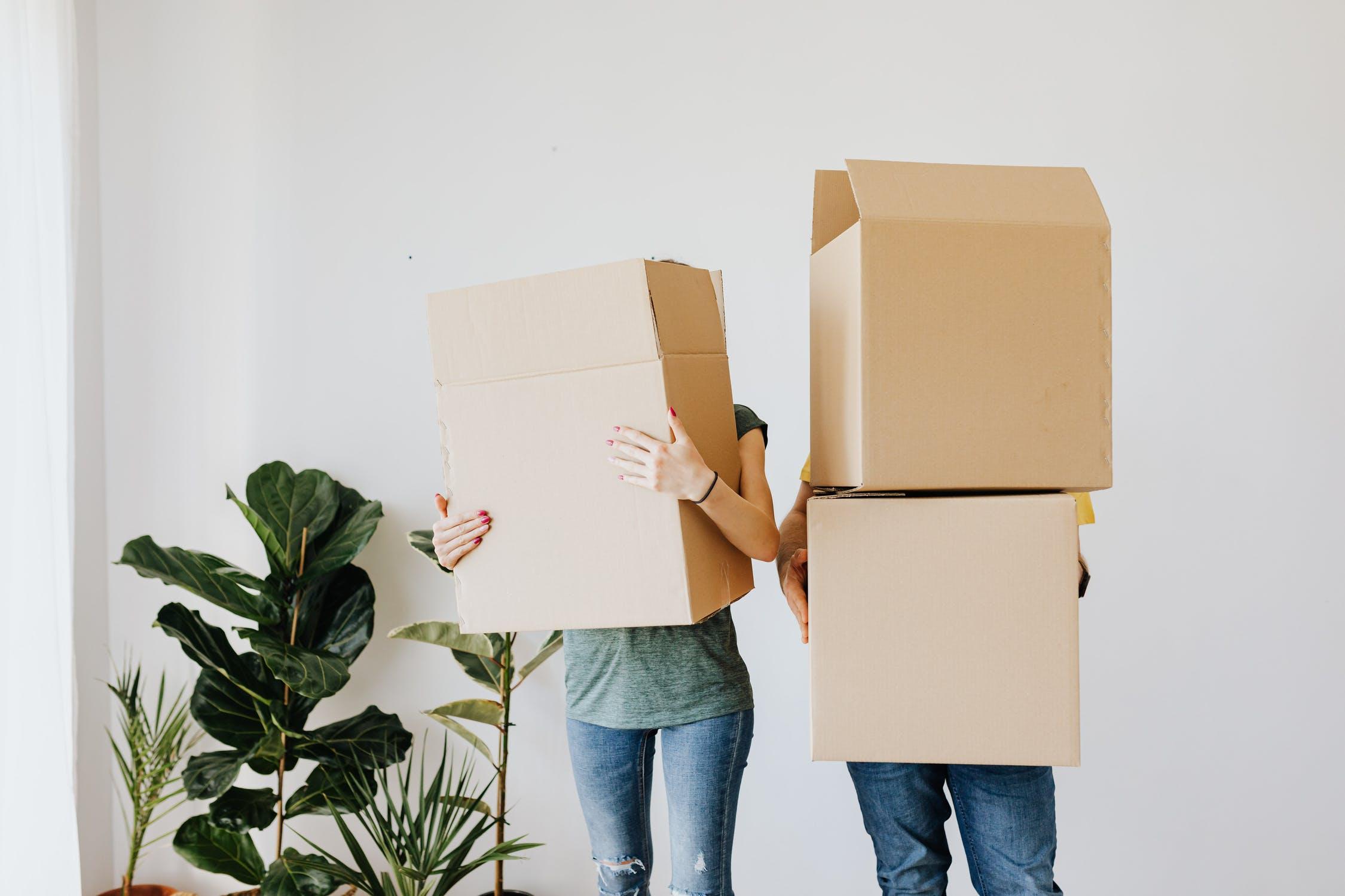 Verhuizen stappenplan