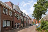 Foto van een aangekochte woning (Bosweg, Gouda)