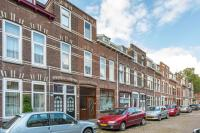 Foto van een aangekochte woning (Brugmanstraat, Schiedam)