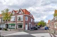 Foto van een aangekochte woning (Vijfhuizerstraat, Haarlem)