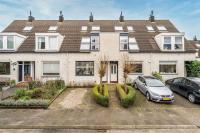 Foto van een aangekochte woning (Claverenbladstraat, Leusden)