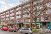 Foto van een aangekochte woning (Bergselaan, Rotterdam)