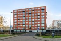 Foto van een aangekochte woning (Anna Blamansingel, Amsterdam)