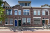 Foto van een aangekochte woning (Teding van Berkhoutstraat, Haarlem)