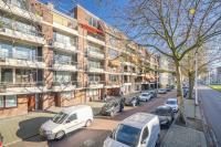 Foto van een aangekochte woning (Schiekade, Rotterdam)