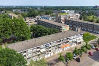 Foto van een aangekochte woning (Malvert, Nijmegen)