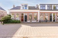 Foto van een aangekochte woning (Emmanuel Murandstraat, Leeuwarden)