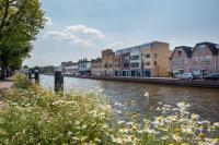 Foto van een aangekochte woning (Geestbrugkade, Rijswijk)